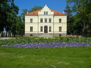 Palace in Szreniawa