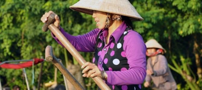 Asien als populäres Reiseziel