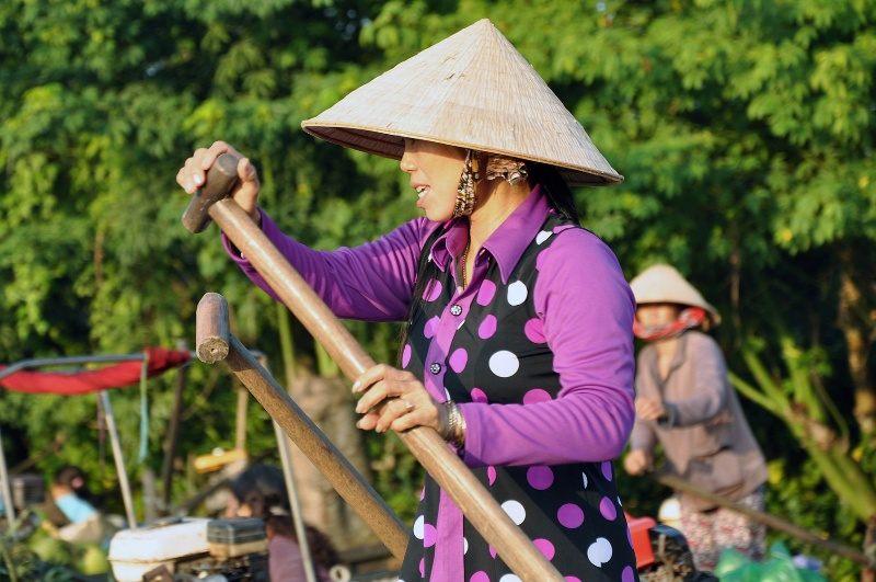 Asien als Reiseziel