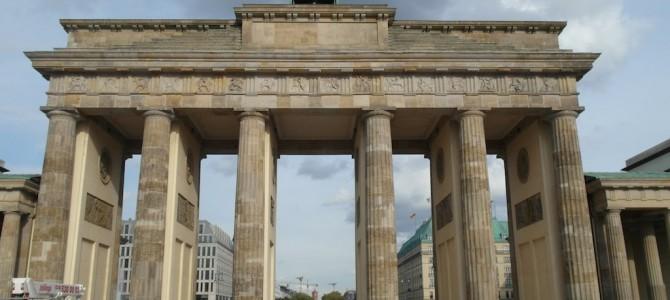 Reisen in die Großstädte Deutschlands