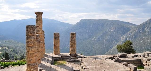 Griechenland – die Heimat von Göttern