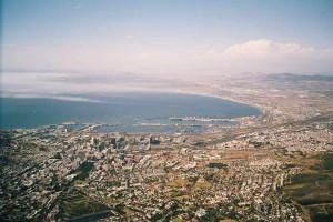 Cape-Town - Kaüstadt in Südafrika