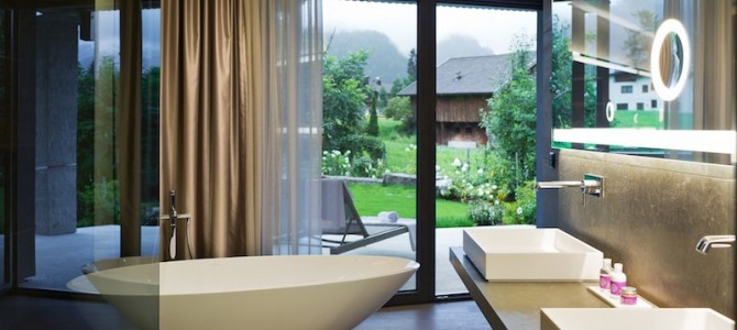 Sommerurlaub in den Tiroler Bergen