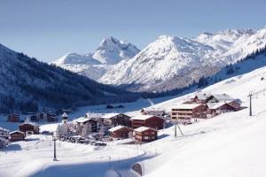 Das Hotel am Arlberg