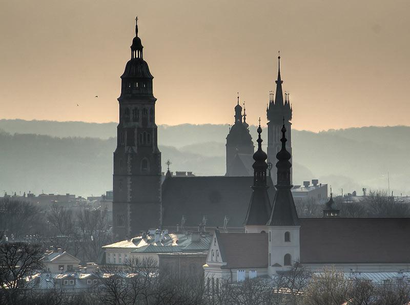 Krakau - eine Königsstadt mit besonderem Flair
